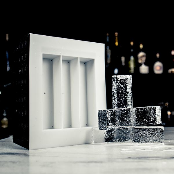 Clear Ice Box - Spears